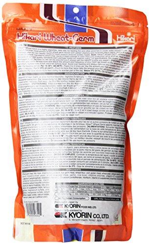 Hikari Fischfutter Wheatgerm Medium 500 g, 1er Pack (1 x 500 g) - 4