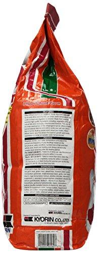 Hikari Wheat-Germ Large 5kg Koifutter - 4