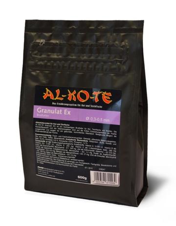 Koifutter Al-Ko-Te Brut-Futter Granulat EX - 0
