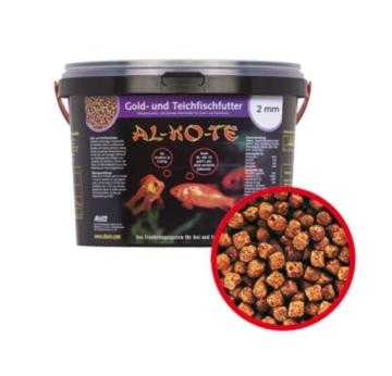 Koifutter alkote gold teichfischfutter 450 g 2 mm for Teichfische preise