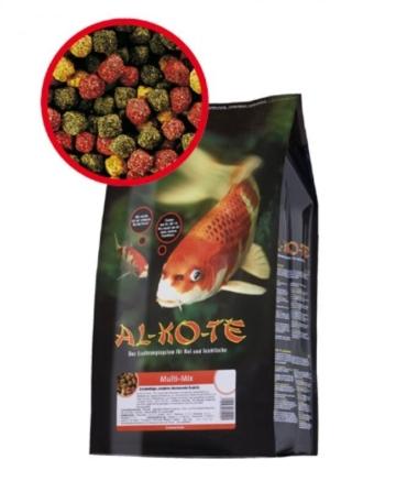 Koifutter Alkote Koifutter Multi Mix (1 kg / Ø 3 mm) Basisfutter ideal für die Sommermonate kaufen