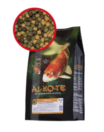 Koifutter Alkote Koifutter Profi Mix (1 kg / Ø 3 mm) Leistungsfutter für Frühjahr u. Herbst kaufen