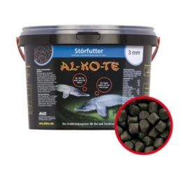 Koifutter Alkote Premium Störfutter (10 kg / Ø 3 mm) Spezialfutter für Zierstöre kaufen
