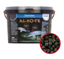 Koifutter Alkote Premium Störfutter (10 kg / Ø 6 mm) Spezialfutter für Zierstöre kaufen