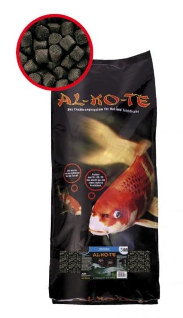 Koifutter Alkote Premium Störfutter (25 kg / Ø 8 mm) Spezialfutter für Zierstöre kaufen