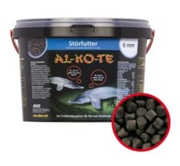 Koifutter Alkote Premium Störfutter (3 kg / Ø 6 mm) Spezialfutter für Zierstöre kaufen