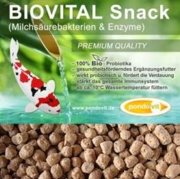 Koifutter BIOVITAL- Snack pondovit kaufen