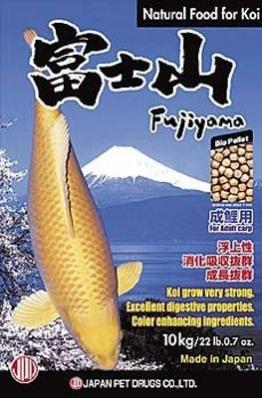 Koifutter Fujiyama large Ø 7 mm