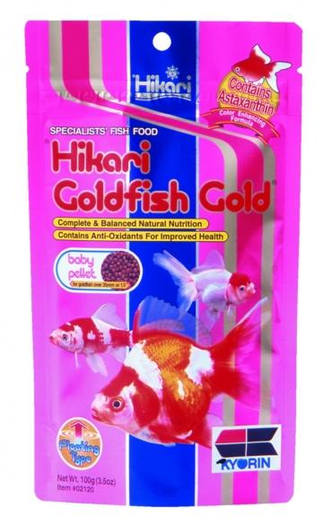 Koifutter Hikari Gold Goldfish Baby - Fischfutter kaufen