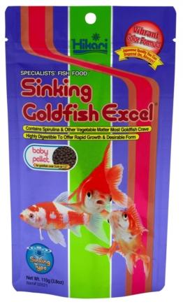 Koifutter Hikari Goldfish Exel Baby kaufen