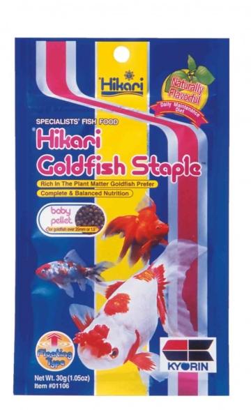 Koifutter Hikari Staple Goldfish Baby kaufen