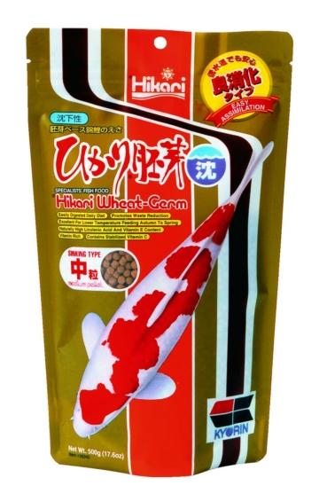 Koifutter Hikari Wheat Germ Sinking Medium kaufen