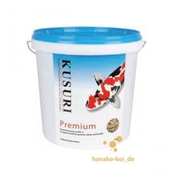 Koifutter Kusuri Premium Futter 5 kg (Ø 6mm) High Quality kaufen