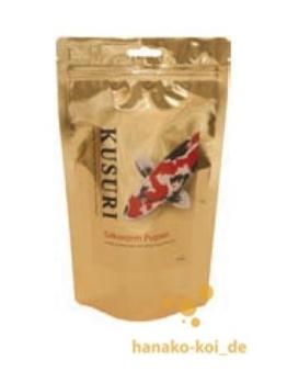 Koifutter Kusuri Seidenraupenpuppen Futter 350 gr (Ergänzung / Leckerli) kaufen