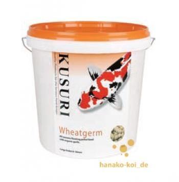 Koifutter Kusuri Wheatgerm schwimmendes Futter 15 kg (Ø 6-8mm) bei niedriger Wassertemperatur kaufen