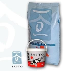 Koifutter Saito Basic 2kg Futter Koi 3