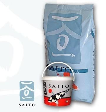 Koifutter Saito Basic 2kg Futter Koi 5