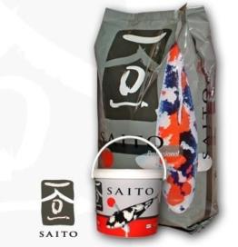 Koifutter Saito Professional 2kg Futter Koi 5