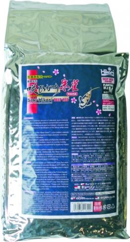 Koifutter Saki Hikari Deep Red M 5kg kaufen