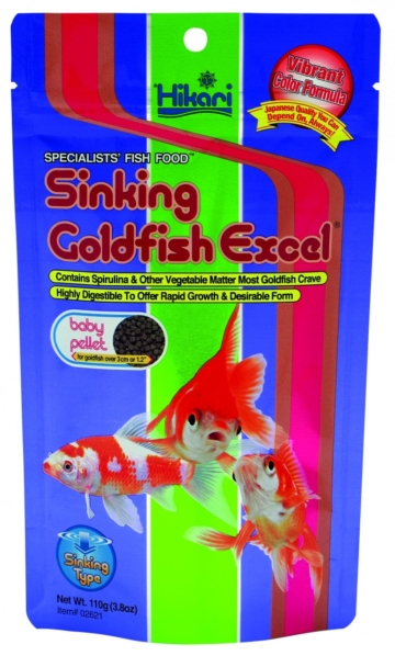 Koifutter Saki Hikari Fancy Goldfish Balance kaufen