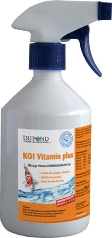 Koifutter TRIPOND KOI Vitamin Plus 500ml kaufen