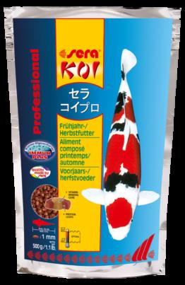 Koifutter sera KOI Professional Frühjahr-/Herbstfutter kaufen
