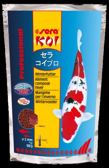 Koifutter sera KOI Professional Winterfutter kaufen