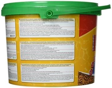 Tetra Pond Koi Sticks (schwimmfähiger Futtersticks speziell für Koi), 10 Liter Eimer Beutel - 4