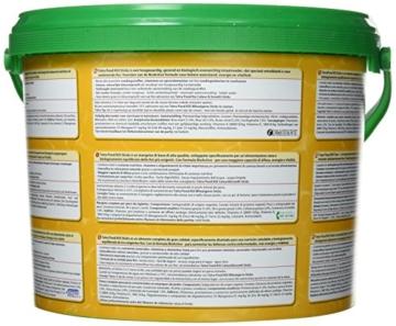 Tetra Pond Koi Sticks (schwimmfähiger Futtersticks speziell für Koi), 10 Liter Eimer Beutel - 5