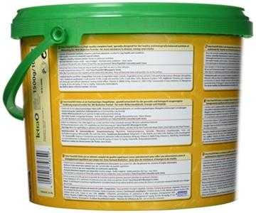 Tetra Pond Koi Sticks (schwimmfähiger Futtersticks speziell für Koi), 10 Liter Eimer Beutel - 6