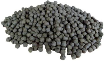 15kg Spirulina 7% Koifutter Granulat 6mm - zur excelenten Farbbildung - 1