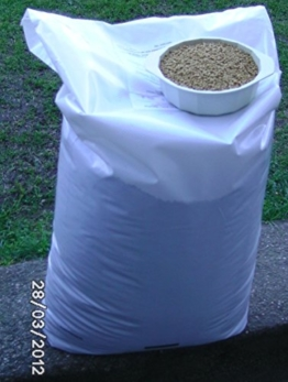 4,5 kg Koi Karpfen Fischfutter ca. 5-6 mm jetzt Ganzjahresspezialfutter - 1