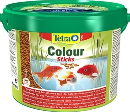 Tetra Pond Colour Sticks, 10 L - 1