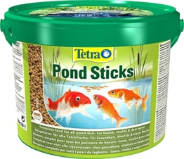 Tetra Pond Sticks, 10 L - 1