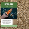 Heritage Premium-Fischfutter in Pelletform für Koi, Gartenteich, Wachstum, hoher Proteingehalt - 1