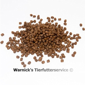 "Koi Koifutter * Top Energy Plus * 5KG von ""Warnick´s Tierfutterservice"" (3-6mm) - 1"