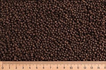 (Grundpreis 2,45 Euro/kg) - 10 kg Premium Koifutter Primo float 3,0 mm - Koi - 1