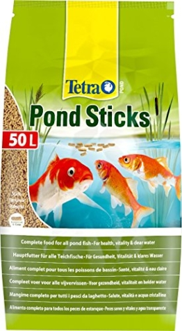 Tetra Pond Sticks, 50 L - 1