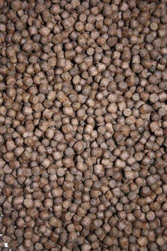 Herbstfutter für Koi , langsam sinkendes Koifutter für den Herbst, zur Vorbereitung auf den Winter, Tomodachi Autumn Food for Koi, 3kg im praktischen wiederverschließbaren Koifutter Eimer. - 2