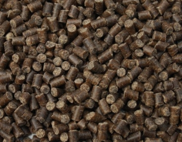 Koifutter, Sinkfutter für Koi im Winter, Tomodachi Winterfutter schont die Kräfte der Koi bei Kälte, liefert schonend Energie, Winterfood Winter - Diet 5mm sinkende Koipellets, 5kg Sack - 2