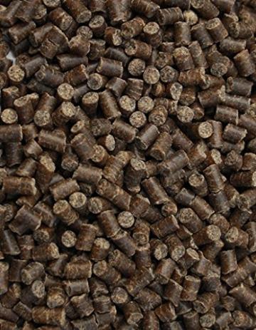 Winterfutter für Koi, Sinkfutter für Koi im Winter, liefert den Koi schonend Energie auch bei niedrigen Wassertemperaturen, Tomodachi Winterfood Winter Diet oder Winter Diet Junior, wahlweise 3mm oder 5mm, 5 kg Sack (5mm) - 2