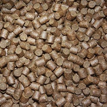 Koifutter, Winterfutter, Sinkfutter für Koi in Winterruhe, schnell sinkend, kräfteschonend, energiereich mit arktischen Rohstoffen, hochverdaulich auch bei Kälte, Koiwinterfutter Deep Winter 10kg 5mm - 6
