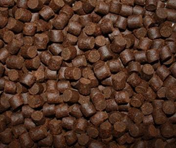 Tomodachi Störfutter extragroß 10mm Energiefutter für Störe, Störsinkfutter deutsche Top Qualität, Premium Störfutter perfekt für das ganze Jahr, energiereich, hochverdaulich, arktische Rohstoffe 5kg - 4