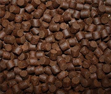 Tomodachi Störfutter groß, Energiefutter Stör perfekt für die ganzjährige Störfütterung, Störsinkfutter hochverdaulich, arktische Rohstoffe, geringe Wasserbelastung, Premium Stör Kraftfutter 8mm 10kg - 5