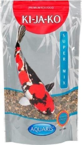 Ki-Ja-Ko Aquaris Super Mix - Premium Koifutter, 1000 Gr - 1