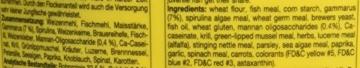 sera 07102 pond mix royal 3800 ml - Futtermischung aus Flocken, Sticks und mit 7 % Gammarus als Leckerbissen für alle Teichfische - 3