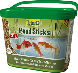 Tetra Pond Sticks, 7 L Eimer - 1
