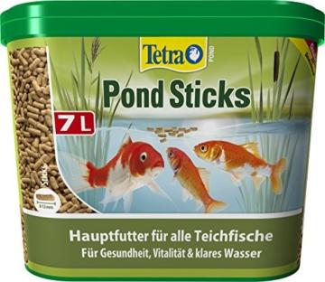 Tetra Pond Sticks, 7 L Eimer - 3