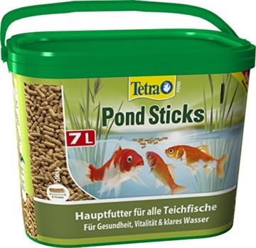 Tetra Pond Sticks, 7 L Eimer - 4