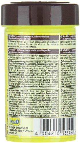 TetraMin Mini Granules (Hauptfutter in Granulatform für kleine Zierfische wie z.B. Salmler und Barben), 100 ml Dose - 6